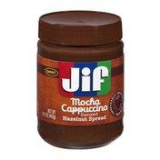 Jif Hazelnut Spread Mocha Cappuccino Flavored