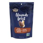 Blue Diamond Almonds & Fruit, Dark Chocolate Almonds & Coconut