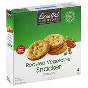 Essential Everyday Crackers, Snacker, Roasted Vegetable