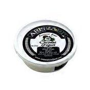 Aris Natural Foods Coconut Flavor Greek Yogurt