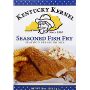 Kentucky Kernel Seafood Breading Mix, Fish Fry, Seasoned