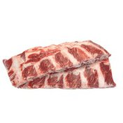 Open Natural Bi Wh Grass Fed Angus Beef Rib