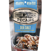 Front Porch Pecans, Sea Salt