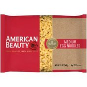 American Beauty Medium Egg Noodles