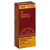 Desert Essence Moringa, Jojoba & Rose Hip Oil