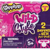 Shopkins Pet-Pods, Wild Style, Season 9