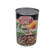 Western Family Premium Blackeye Peas