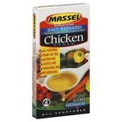 Massel Reduced Salt Chicken Style Ultracube-Bouillon Cubes