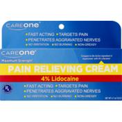 CareOne Pain Relieving Cream