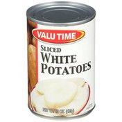 Valu Time Sliced White Potatoes