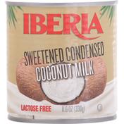 Iberia Coconut Milk, Sweetened Condensed