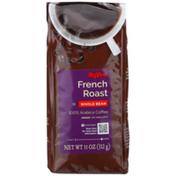 Hy-Vee Dark French Roast 100% Arabica Whole Bean Coffee