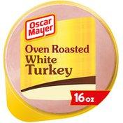 Oscar Mayer Oven Roasted White Turkey