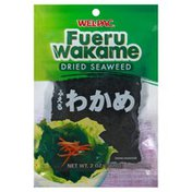 Wel-Pac Seaweed, Fueru Wakame, Dried