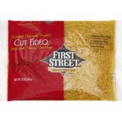 First Street Cut Fideo
