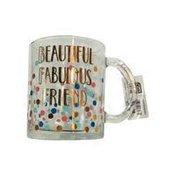 Giftcraft Glass Mug With Sentiment