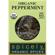 Spicely Organics Peppermint, Organic