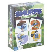 Outset Memory Game, Smurfs