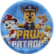 Unique Plates, Paw Patrol, 8-5/8 Inch