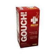 Redd Remedies Gouch! Promotes Healthy Uric Acid Levels, Normal Kidney Function Dietary Supplement Vegetarian Capsules