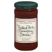 Stonewall Kitchen Simmering Sauce, Pulled Pork
