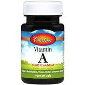 Carlson Labs Vitamin A Soluble 10,000 IU