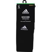 adidas Socks, Metro, Soccer, Small