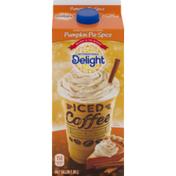 International Delight Iced Coffee Pumpkin Pie Spice