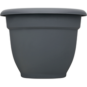Bloem Planter, Ariana Charcoal, 10 Inches