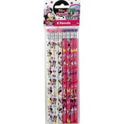 Unique Pencils, Disney Junior Minnie