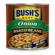 Bush's Best Baked Beans with Onion