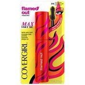 CoverGirl Flamed Out COVERGIRL Flamed Out Mascara Brown Blaze .37 oz Female Cosmetics