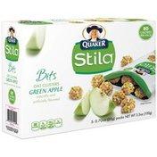 Quaker Stila Bits Green Apple .7 oz Oat Clusters