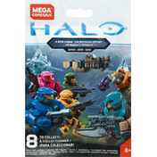 Mega Construx Action Figures, Halo, A New Dawn Series