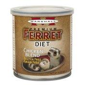 Marshall Grain Free Chicken Blend Premium Ferret Diet