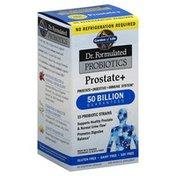 Garden of Life Probiotics, Prostate+, Vegetarian Capsules