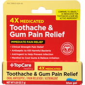 Food Club Toothache & Gum Pain Relief