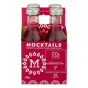 Mocktails Alcohol-Free Cocktails Karma Sucra Cosmopolitan