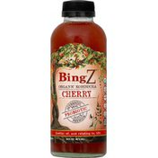 Bing Z Kombucha, Organic, Cherry