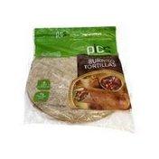 Price Chopper PICS Whole Wheat Burrito Tortilla Shells