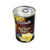 Centrella Halves Bartlett Pear in Lite Juice