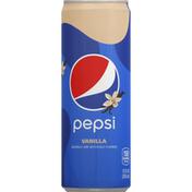 Pepsi Vanilla Soda