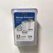 VMI Housewares Click N Lock Food Storage Set