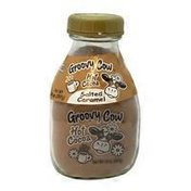 Groovy Cow Salted Caramel Hot Cocoa
