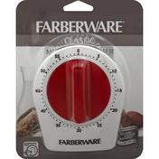 Farberware Mechanical Timer, Classic