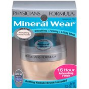Mineral Wear™ 7314 Translucent Light Mineral Airbrushing--Translucide clair minerale zero defaut Loose Powder--Poudre libre