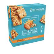 Good Measure Crunchy Cheddar Almond Crisps, Blood Sugar Friendly