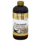 Buried Treasure Whole Food Complex, Coconut MCT Oil