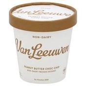 Van Leeuwen Frozen Dessert, Non-Dairy, Peanut Butter Choc Chip