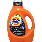 Tide Detergent, ColorGuard, HE